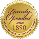 family operated since 1890